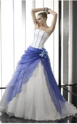 abito da sposa V3042