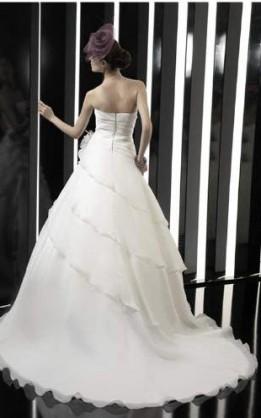 abito da sposa V3044