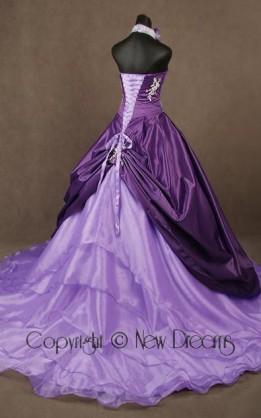 abito da sposa V3048
