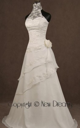 abito da sposa V3050