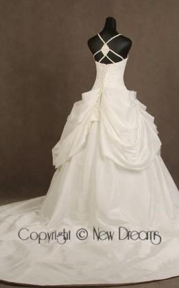 abito da sposa V3052