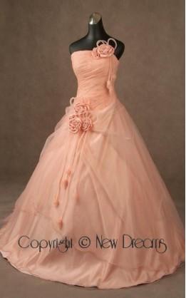 abito da sposa V3060