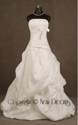 abito da sposa V3053