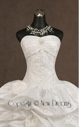 abito da sposa V3056