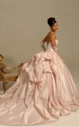 abito da sposa V3063