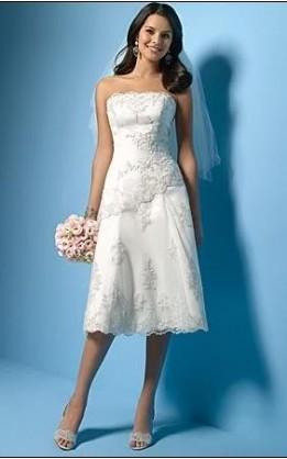 abito da sposa V3067