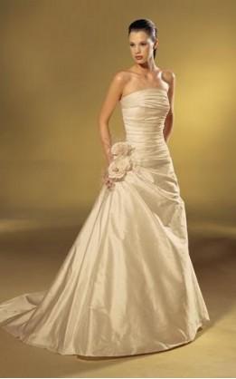 abito da sposa V3069