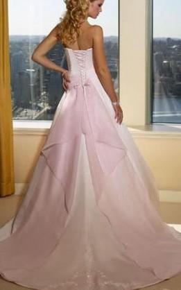 abito da sposa V3075