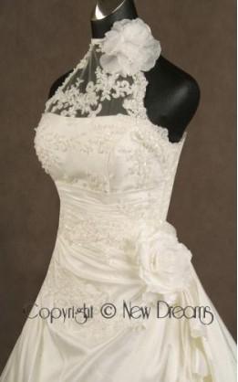 abito da sposa V3079