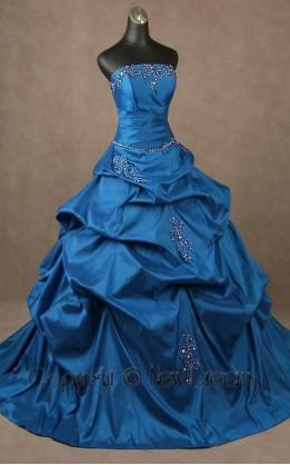 abito da sposa V3080