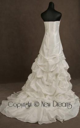 abito da sposa V3081