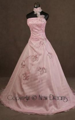 abito da sposa V3083