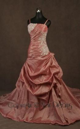 abito da sposa V3086