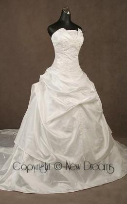abito da sposa V3087