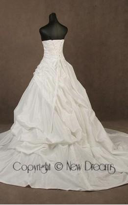 abito da sposa  V3092