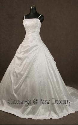 abito da sposa  V3093