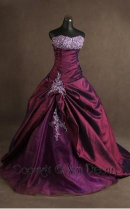abito da sposa  V3095