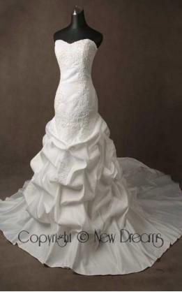 abito da sposa  V3096