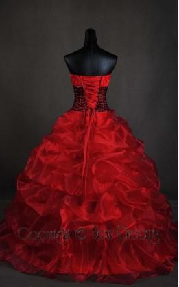 abito da sposa V4002