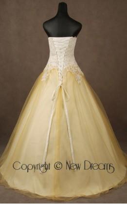 abito da sposa V4001