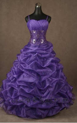 abito da sposa V4004