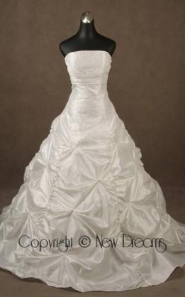 abito da sposa V4015