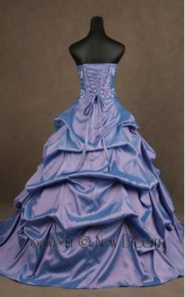 abito da sposa V4022
