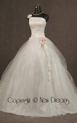abito da sposa V5004