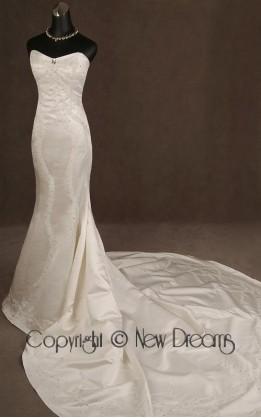 abito da sposa V5005