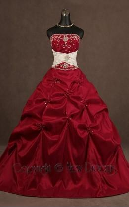 abito da sposa V5008