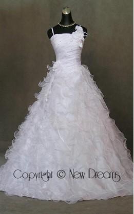 abito da sposa V5014