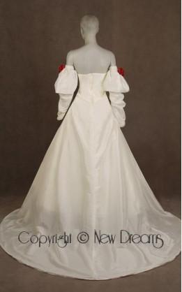 abito da sposa V5012
