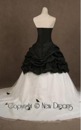 abito da sposa V5013