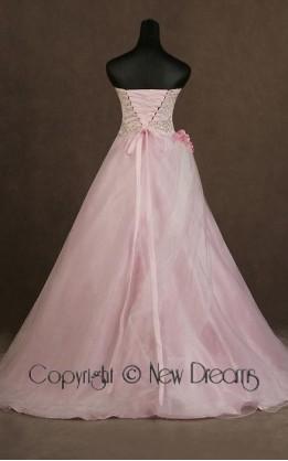 abito da sposa V5015