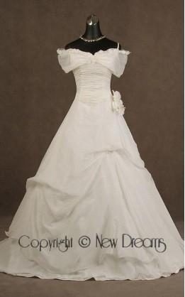 abito da sposa V5017