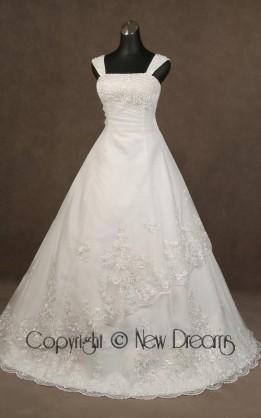 abito da sposa V5011
