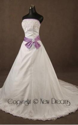 abito da sposa V5021