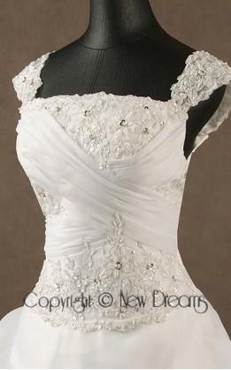 abito da sposa V5022