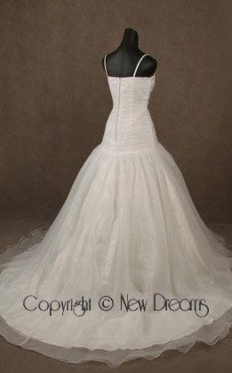 abito da sposa V5024