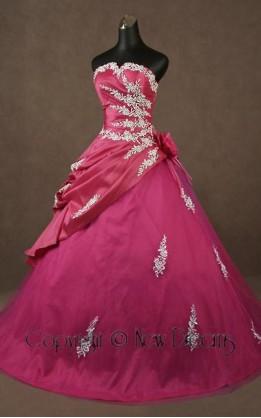 abito da sposa V5026