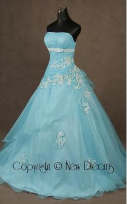 abito da sposa V5027