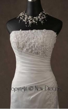 abito da sposa V5028