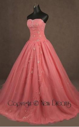 abito da sposa V5030