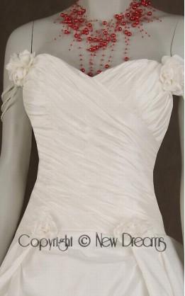 abito da sposa V5034