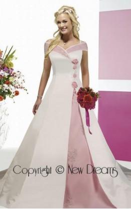 abito da sposa V5036