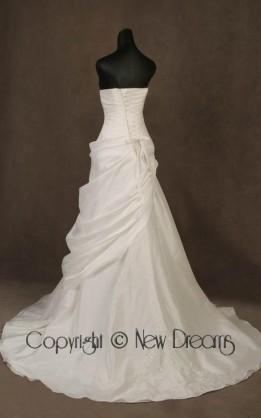 abito da sposa V5038