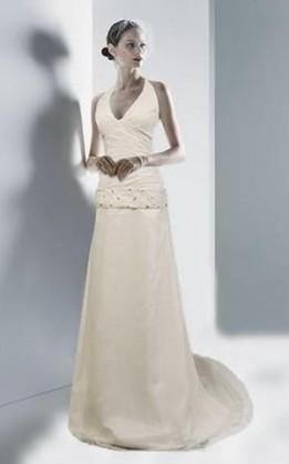 abito da sposa V5042