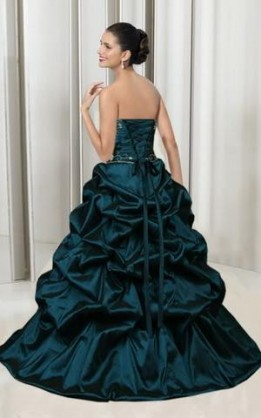abito da sposa V5043