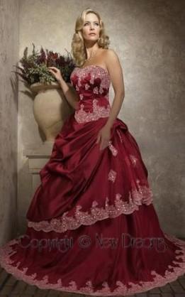 abito da sposa V5044
