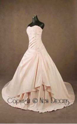 abito da sposa V5045